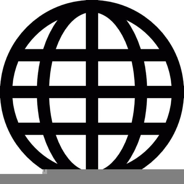 Internet Vector Icon.