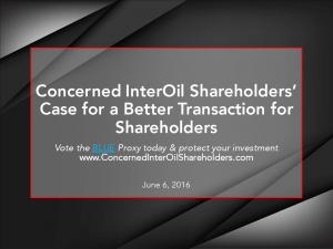 IOC Investor Presentation June 6, 2016.