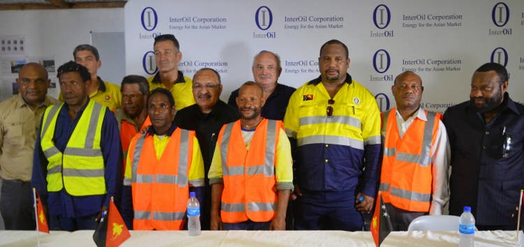 New LNG Project in PNG to generate jobs in construction and further.