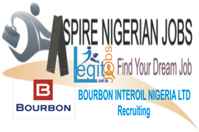Bourbon Interoil Nigeria Limited Job Recruitment (8 Positions.