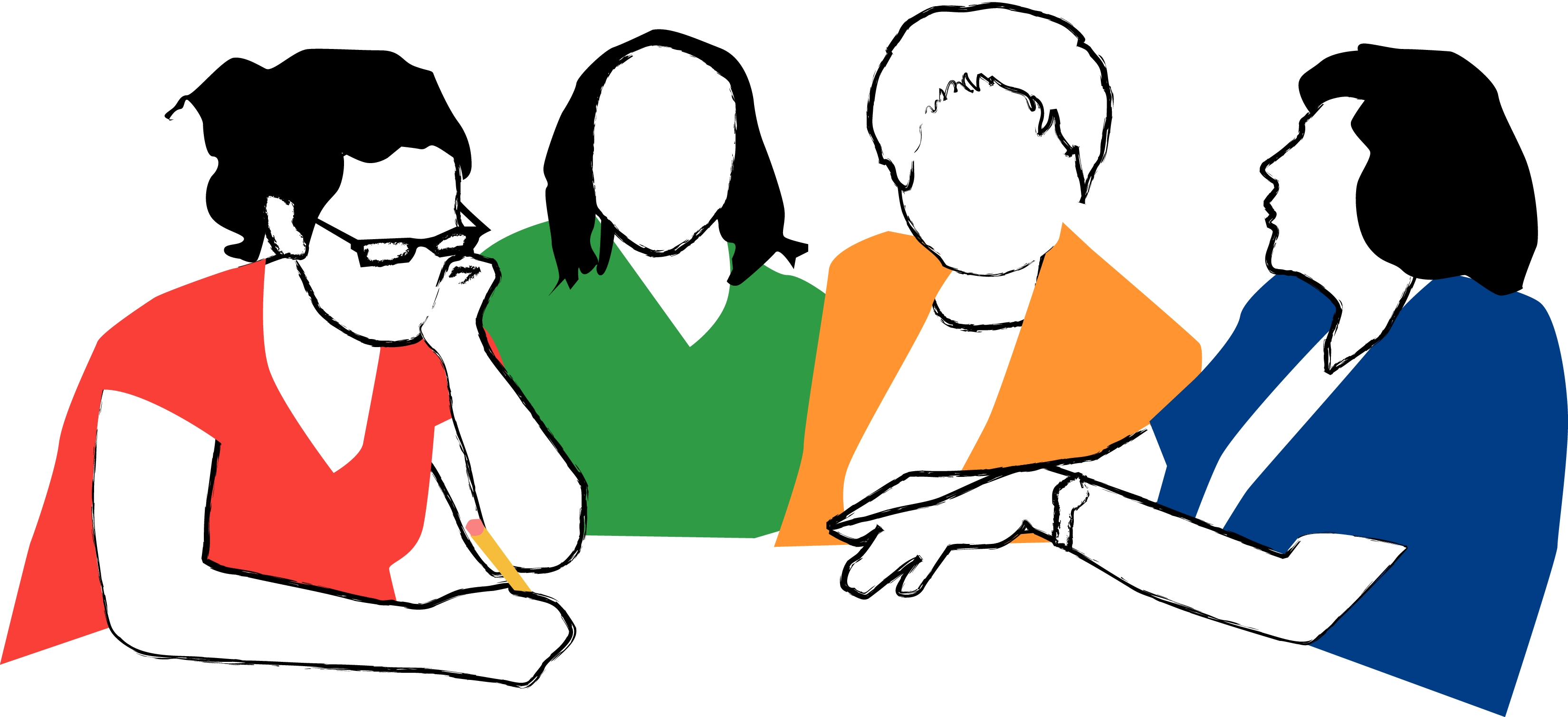 Free Clip Art On Interpersonal Savy Person.