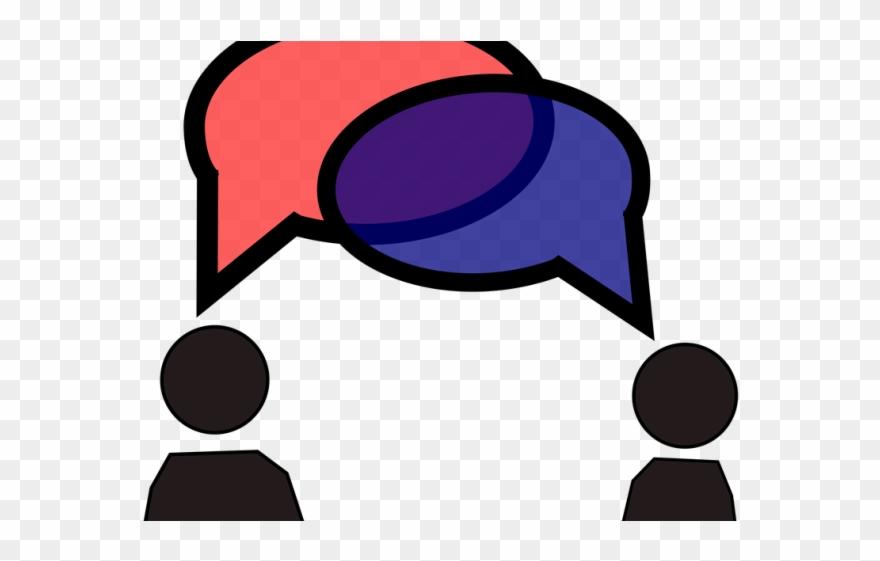 Interview Clipart Interpersonal Communication.