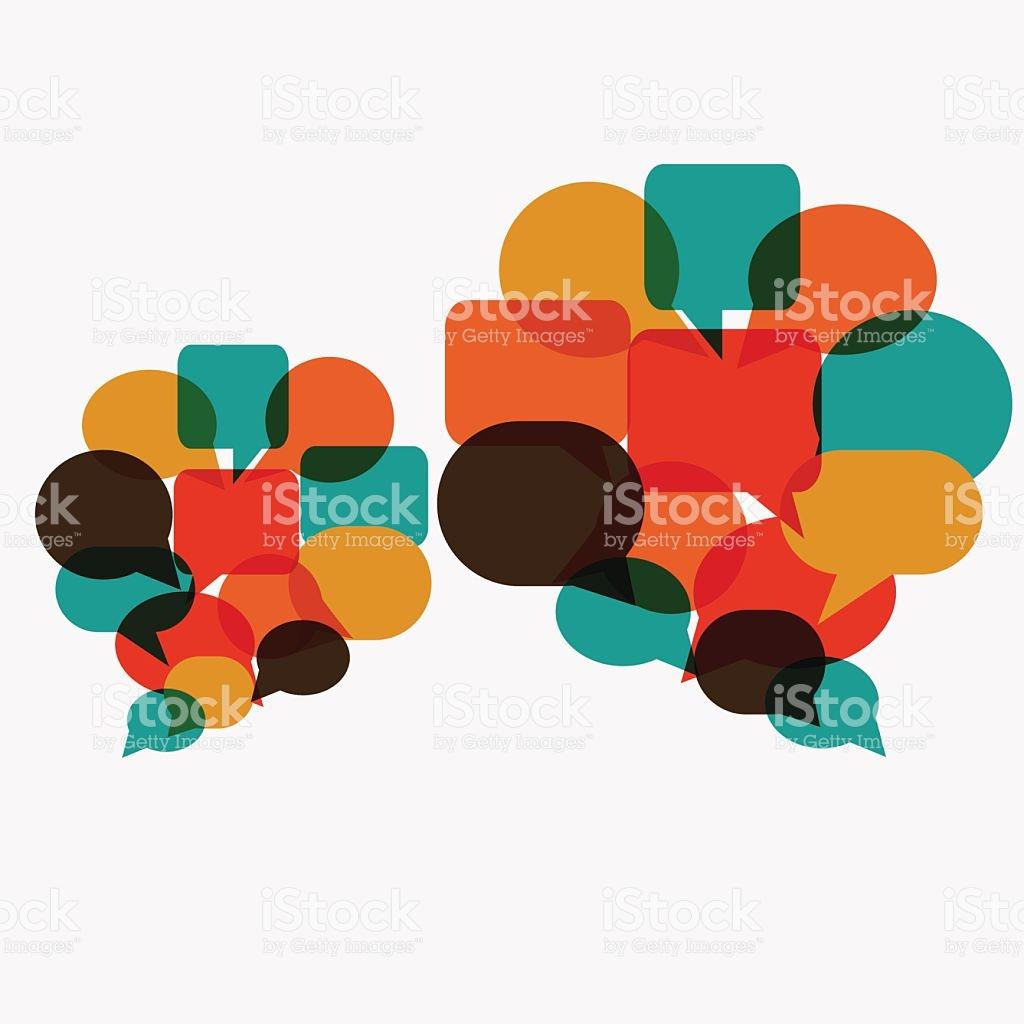 Interpreter communication clipart #17