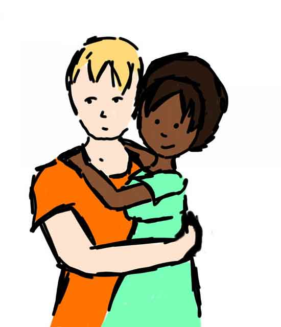 Free Interracial Romance Cliparts, Download Free Clip Art.