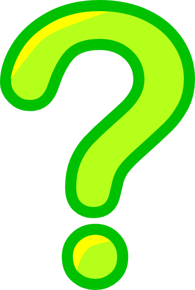 Question Mark Icon Clip Art at Clker.com.