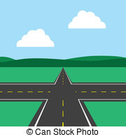 Intersection Stock Illustrations. 7,685 Intersection clip art.