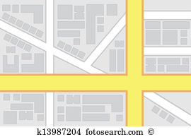 Intersection Clip Art EPS Images. 4,330 intersection clipart.