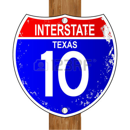 6,441 Interstate Sign Cliparts, Stock Vector And Royalty Free.