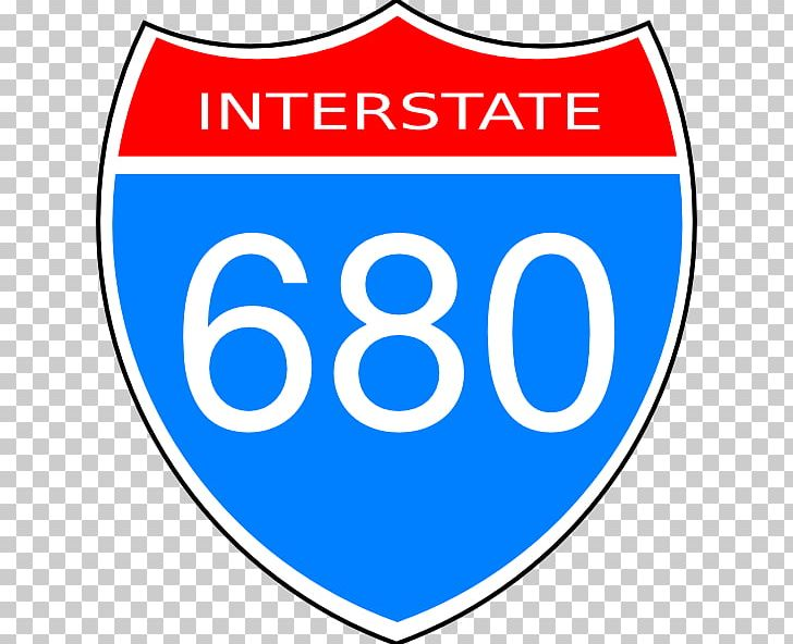 US Interstate Highway System Road Traffic Sign PNG, Clipart.