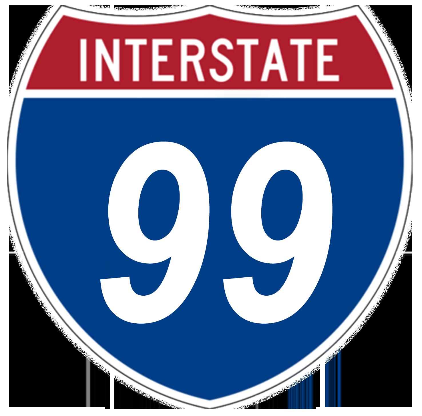 Interstate Logos.