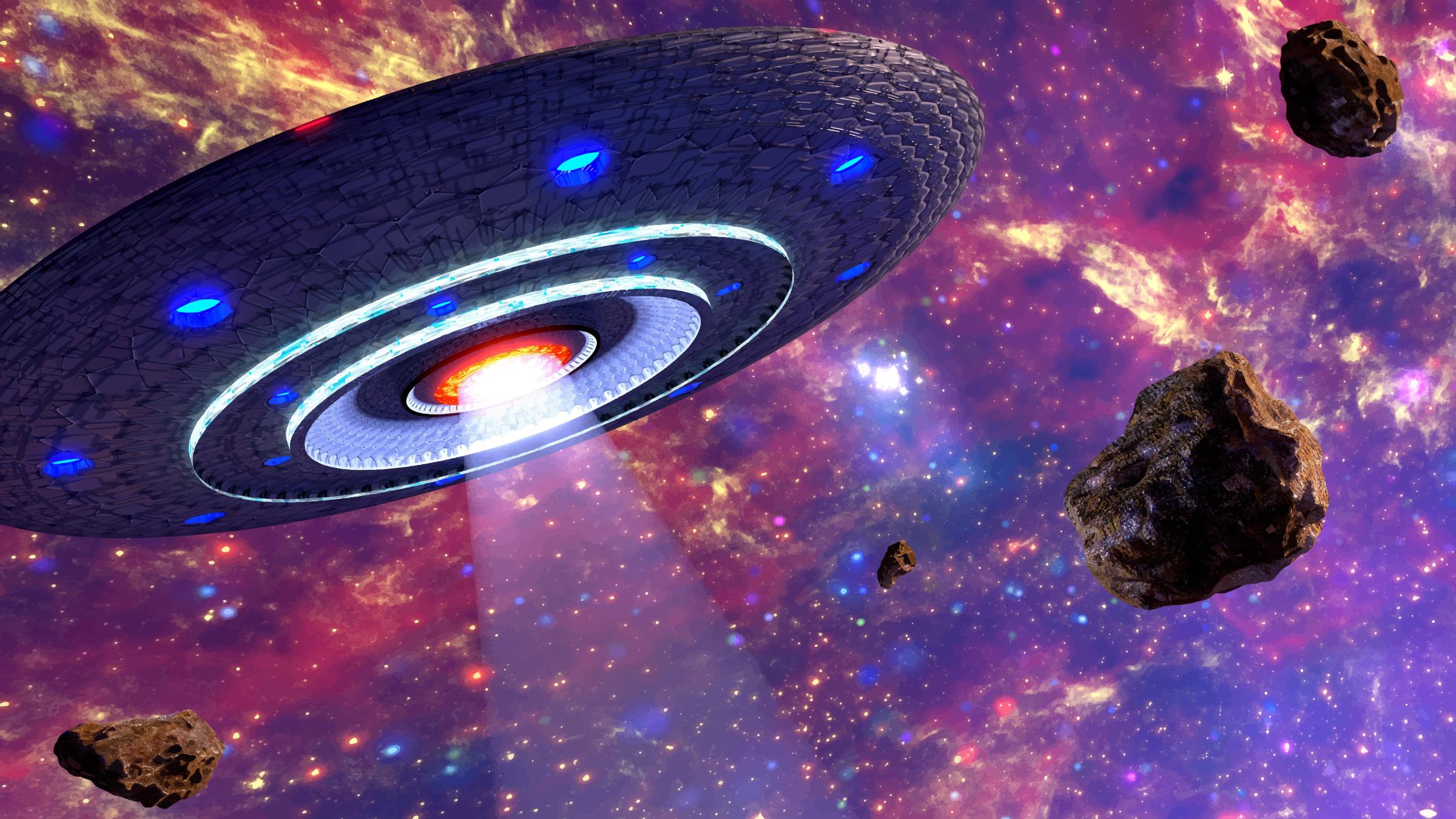 Interstellar Clip Art.