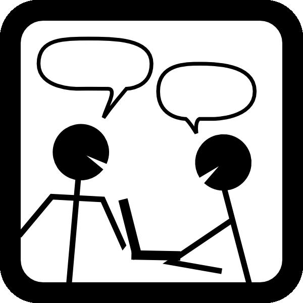 Interview Clip Art at Clker.com.
