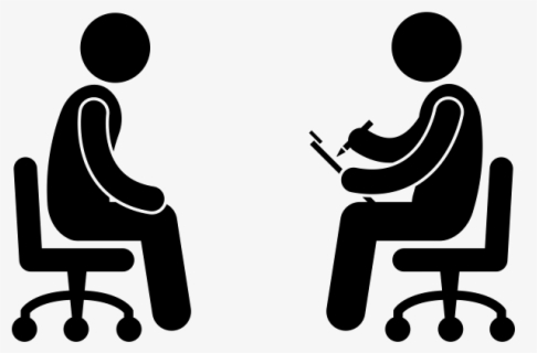 Free Interview Clip Art with No Background.