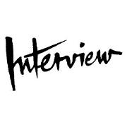 Working at Interview Magazine.