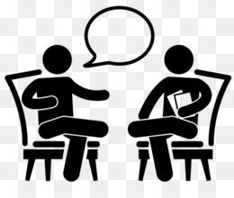 Job Interview PNG.