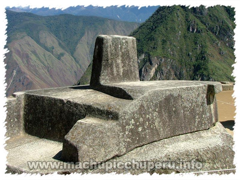 Machu Picchu Peru.
