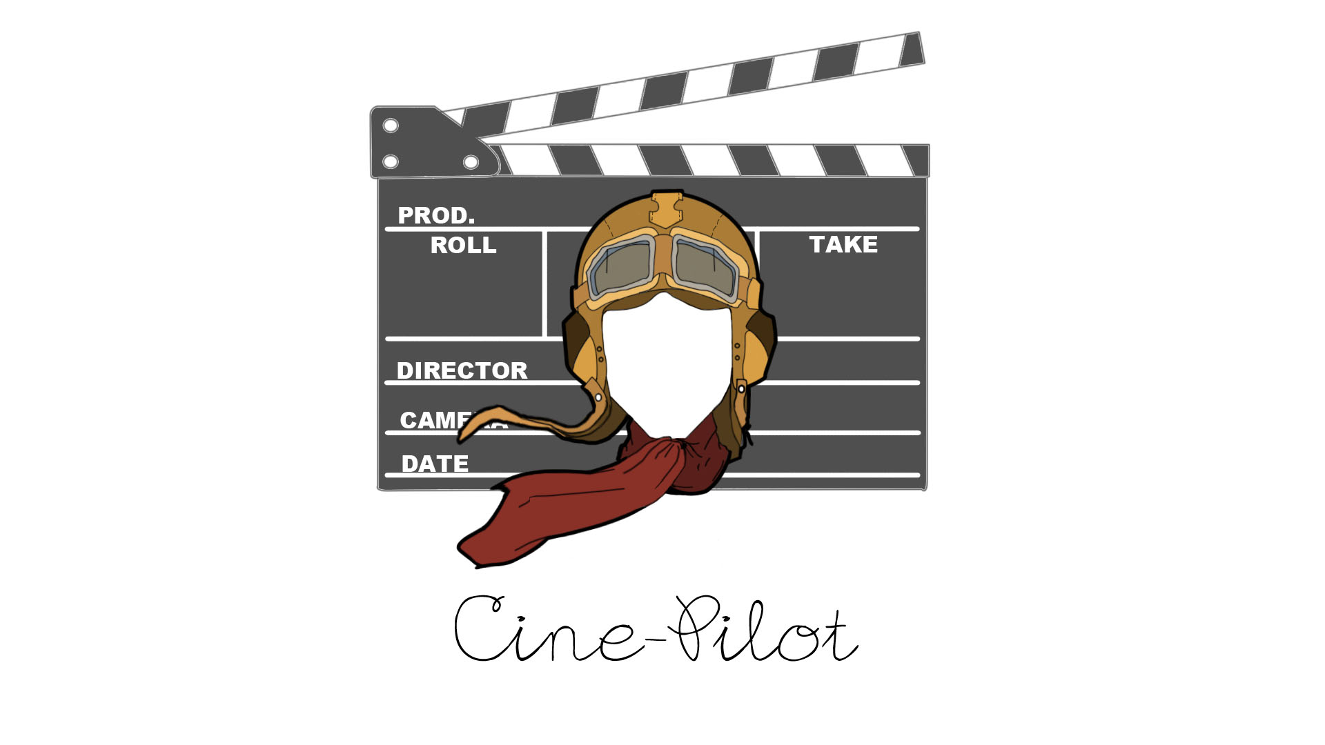 Cine pilot : Advertising.