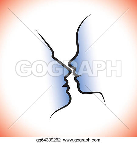 Intimacy Clip Art.