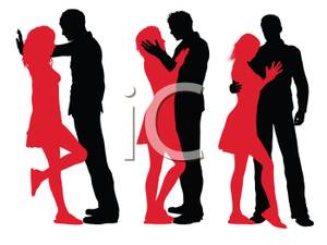 Intimate Clipart.