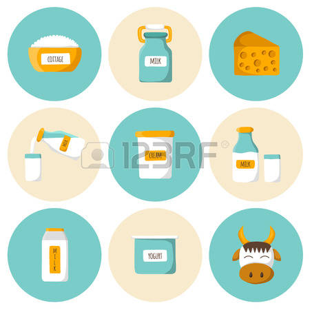 664 Milk Intolerance Stock Vector Illustration And Royalty Free.