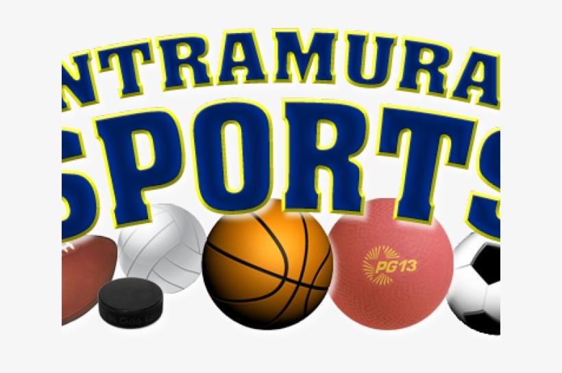Sports Clipart Intramurals.