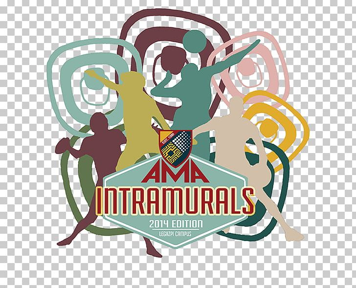 Logo Intramural Sports Graphic Design Illustration PNG.