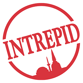 Intrepid Travel Vector Logo.