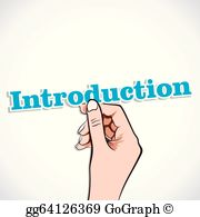 Introduction Clip Art.