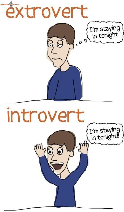 1000+ images about Think you're an introvert? on Pinterest.