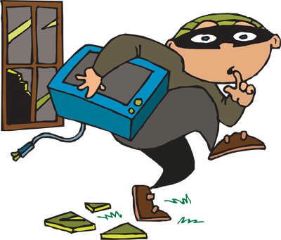 Burglar clipart intruder, Burglar intruder Transparent FREE.