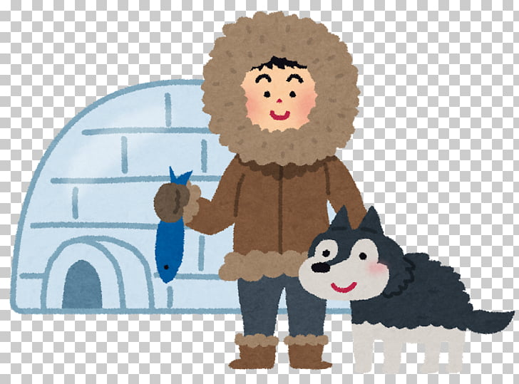 Eskimo Inuit いらすとや Igloo, igloo PNG clipart.