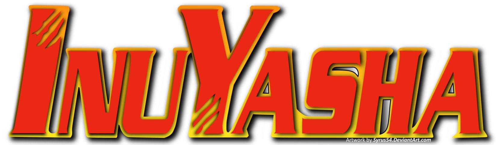 Inuyasha logo png 5 » PNG Image.