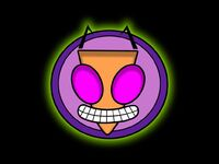 Invader Zim Fan Page: How to create a Irken Empire Logo!.