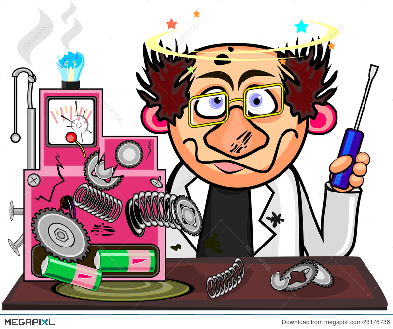 Inventor clipart 4 » Clipart Station.