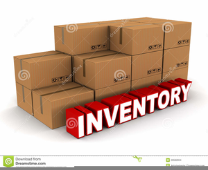 Clipart Physical Count Inventory.