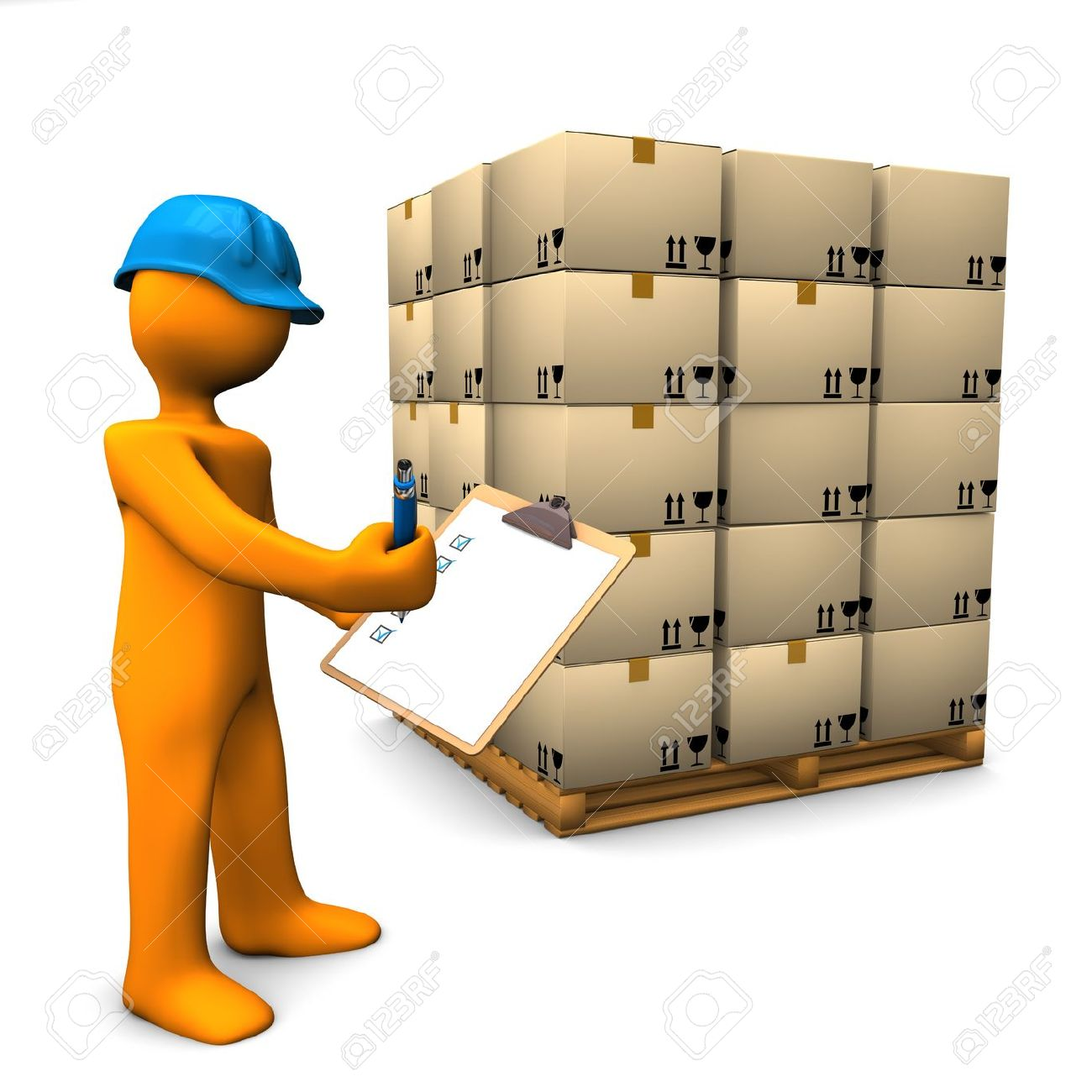 Inventory management clipart » Clipart Station.