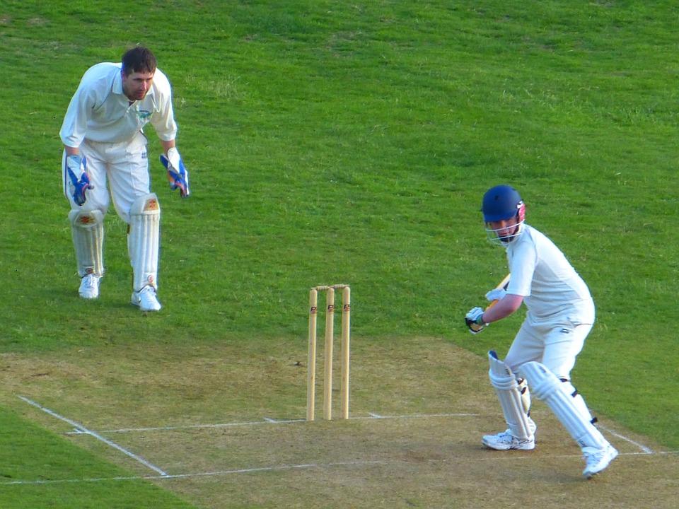 Cricketer.