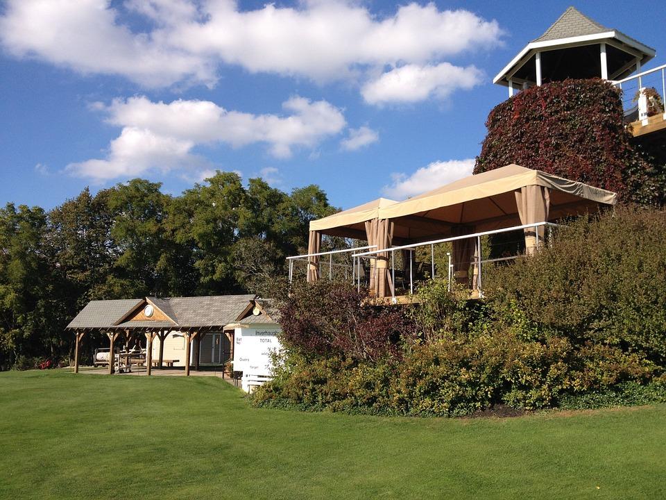 Free photo: Inverhaugh Cricket Club, Canada.