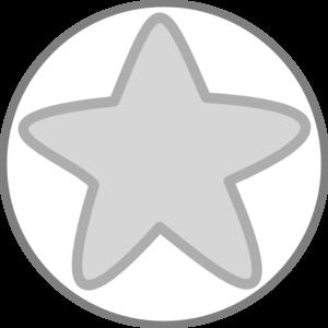 Stars In Circle Invert Clip Art at Clker.com.