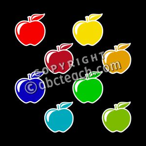 Inverted color clipart.