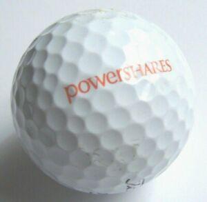 Details about PowerShares Invesco Logo Golf Ball Titleist Pro V1 Wheaton  Illinois.