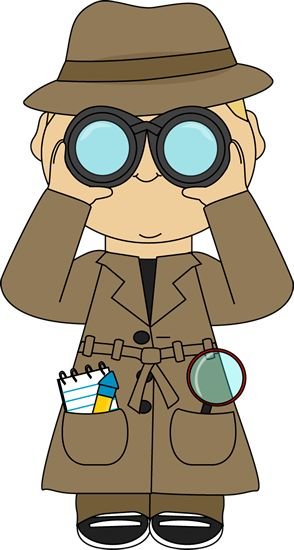 Investigate Clipart.