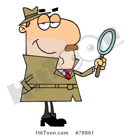 Investigate Clipart #1.