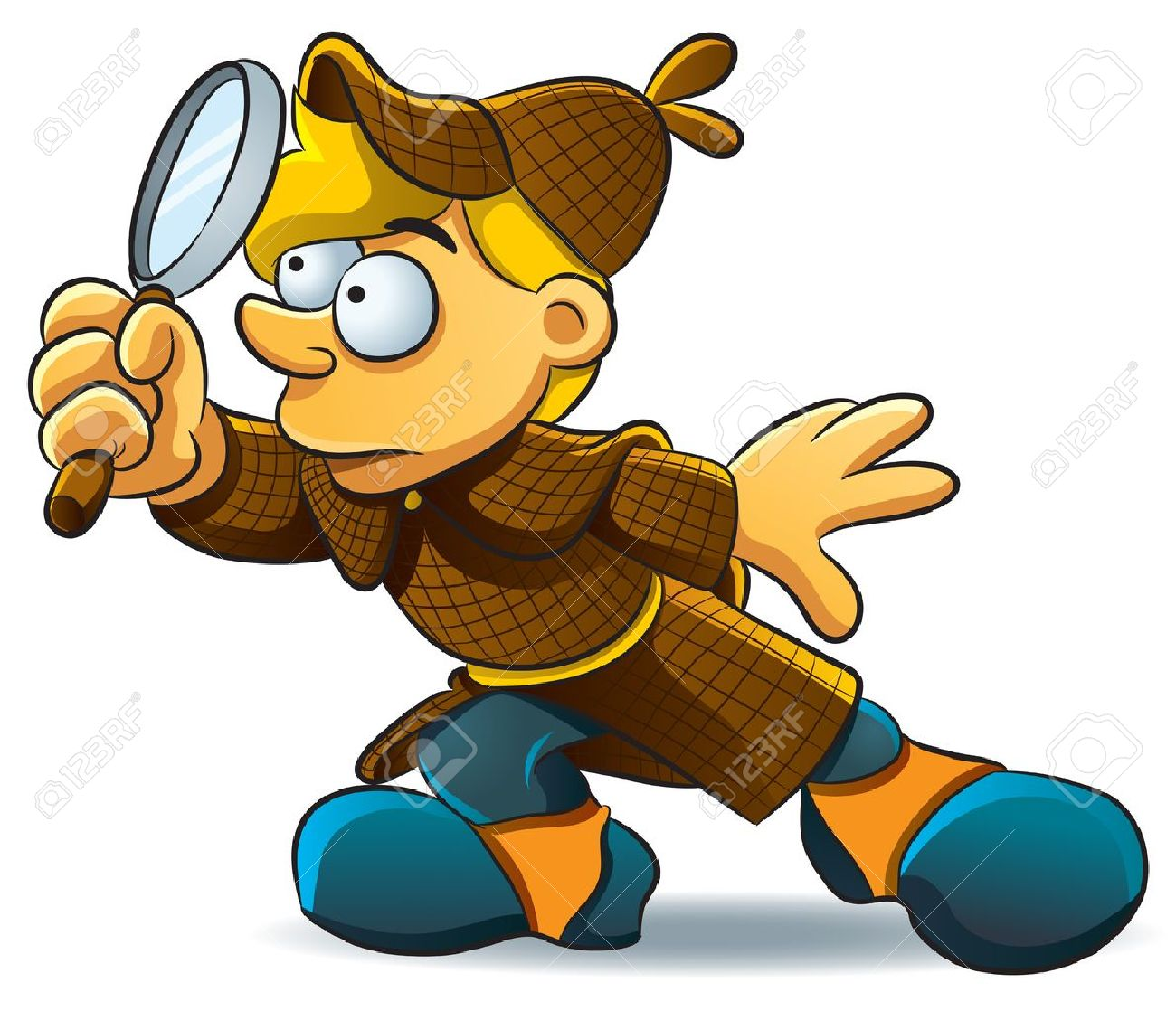 Investigating clipart 7 » Clipart Station.