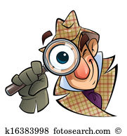 Investigator Clipart and Stock Illustrations. 362 investigator.