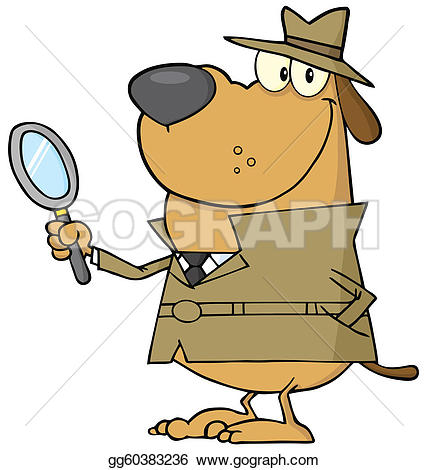 Investigator Clip Art.