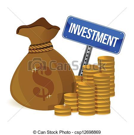 Investment clip art.