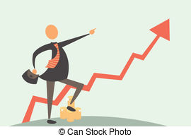 Vector Clip Art of Investment.