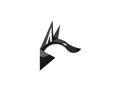 Invictus Logo by Eduardo Zaldivar on Dribbble.