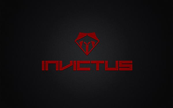 Invictus Logo on Behance.